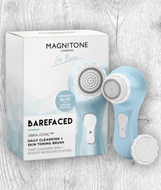 Magnitone barefaced limited serenity blue