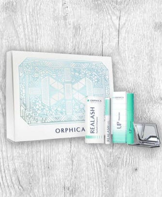 Realash Perfect Lashes Set Orphica