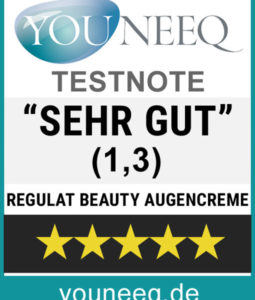 Regulat Beauty Augencreme Test SEHR GUT
