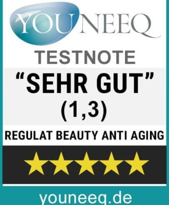 Anti Aging Creme Regulat Beauty Test Siegel