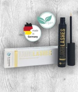 Longlashes sensitive Wimpernserum