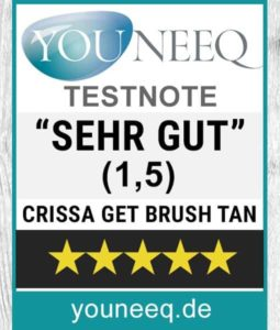 Crissa Sweden Get Brush Tan