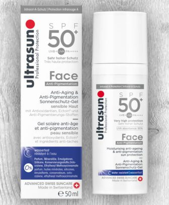 Ultrasun Face Gel SPF 50