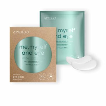 Apricot Augen-Pads Hyaluron