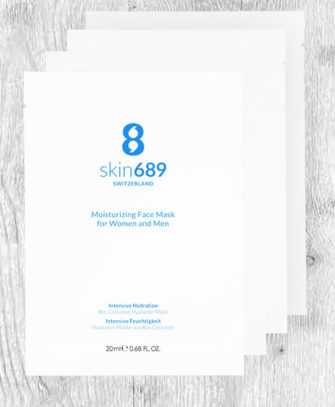 skin689 Face Mask 4er-Pack