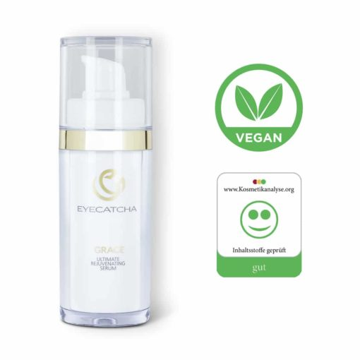 Eyecatcha GRACE Ultimate Rejuvenating Serum vegan