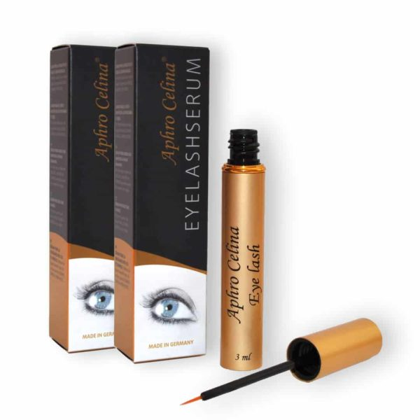 Aphro Celina Wimpernserum 2er Pack