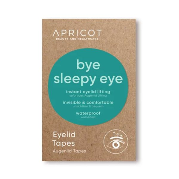 Apricot Augenlid Tape Bye Sleepy Eye