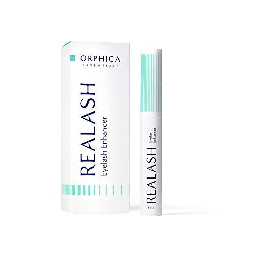 ORPHICA Realash Wimpernserum, Wimpernwachstum und Wimpernverlangerung ohne...