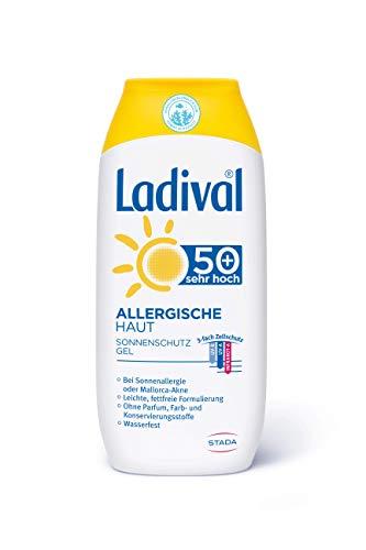 LADIVAL Allergische Haut...