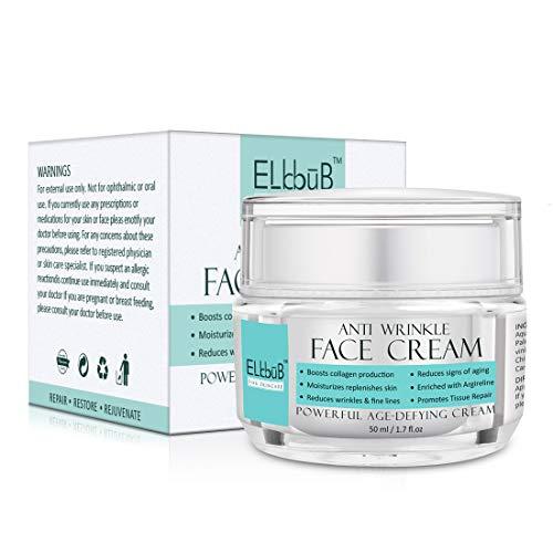 Anti-Aging Creme - Anti Aging Hyaluron Creme - Feuchtigkeitspflege für Gesicht...