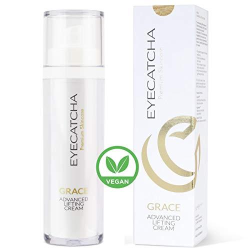 Eyecatcha GRACE Advanced Anti-Aging Gesichtscreme mit Hyaluron-Säure und...