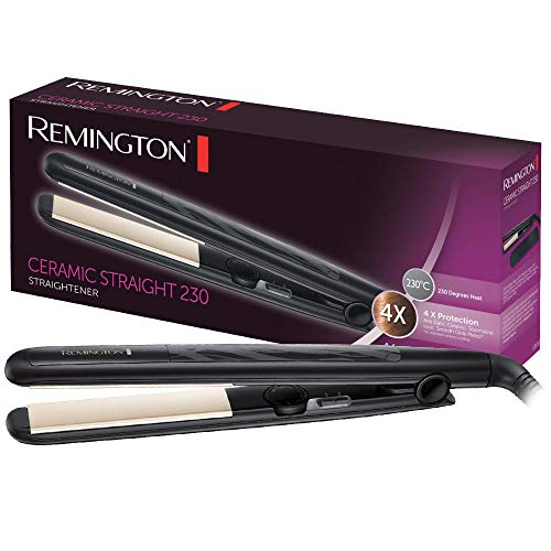 Remington Haarglätter Ceramic Straight S3500, antistatische...
