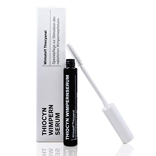 Thiocyn Wimpernserum & Augenbrauenserum – 8ml- ohne Hormone - Spezialpflege...