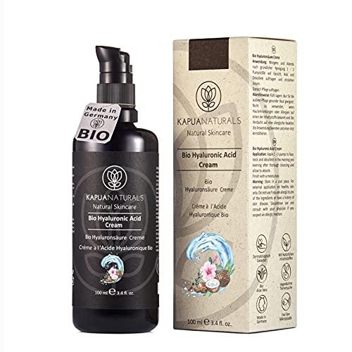 BIO Hyaluron Creme - 100 ml 9-FACH...