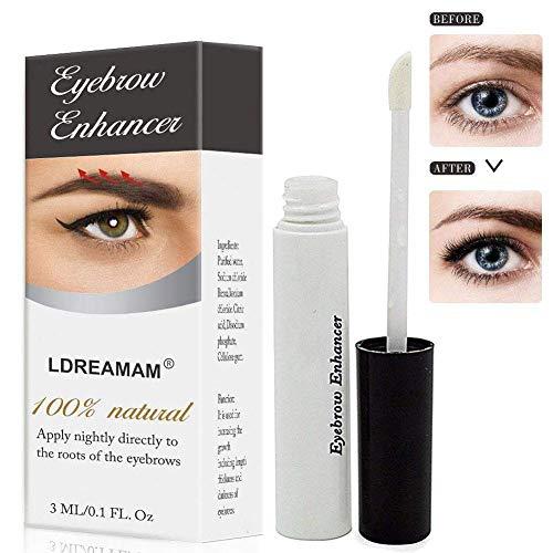 Augenbrauen-Serum, Augenbrauen-Serum, Augenbrauenwachstum, Augenbrauen, dicker,...
