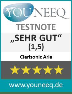 Clarisonic_Aria_Gesichtsbuerste_Test_Youneeq_Neu