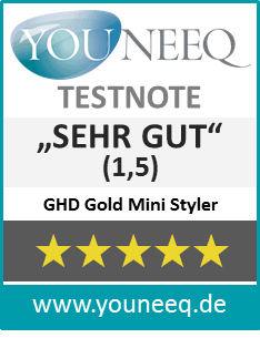 GHD_Gold_Mini_Styler_Testsiegel_youneeq_Neu