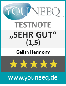 Gelish Harmony UV Nagellack Test Sehr Gut Youneeq