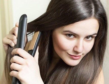 Haare glätten Tipps Tricks