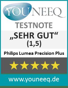 Philips Lumea Precision Plus Testsieger
