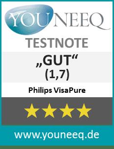 Philips VisaPure Gesichtsbürste TEST Youneeq