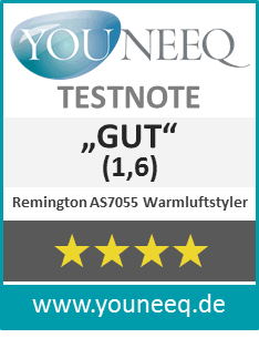 Remington Warmluftstyler Test YOUNEEQ