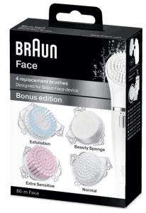 Braun Face Ersatzbürsten