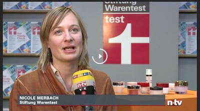 Stiftung Warentest Anti Aging Cremes Test