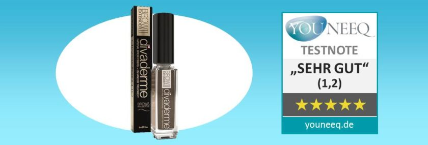 Divaderme Brow Extender-II Test youneeq
