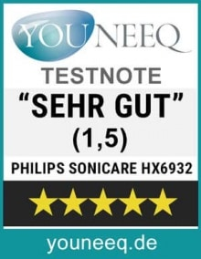 Philips Sonicare Flexcare Test Siegel Youneeq