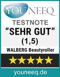 Walberg Beautyroller Test 2016
