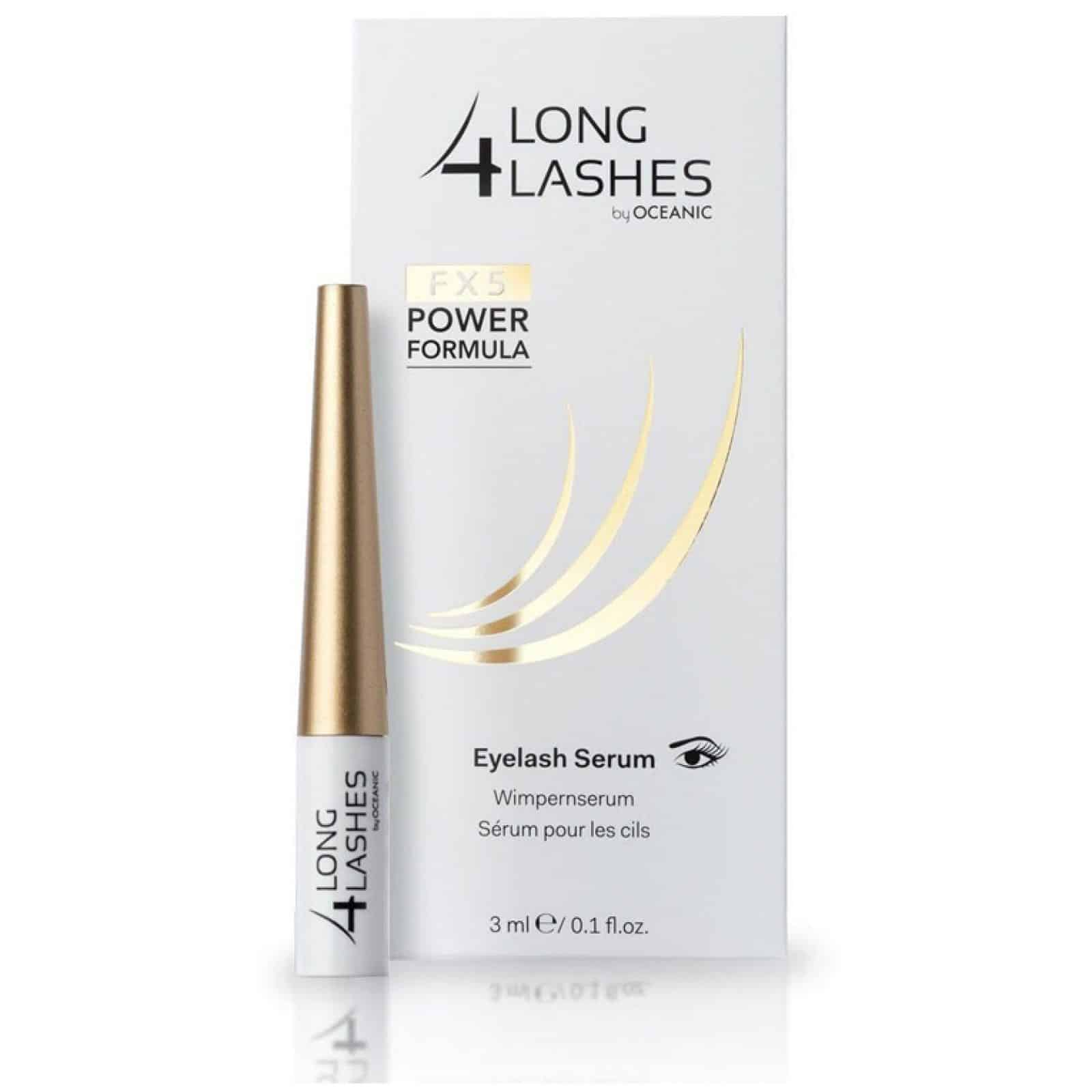 4 Long Lashes Wimpernserum