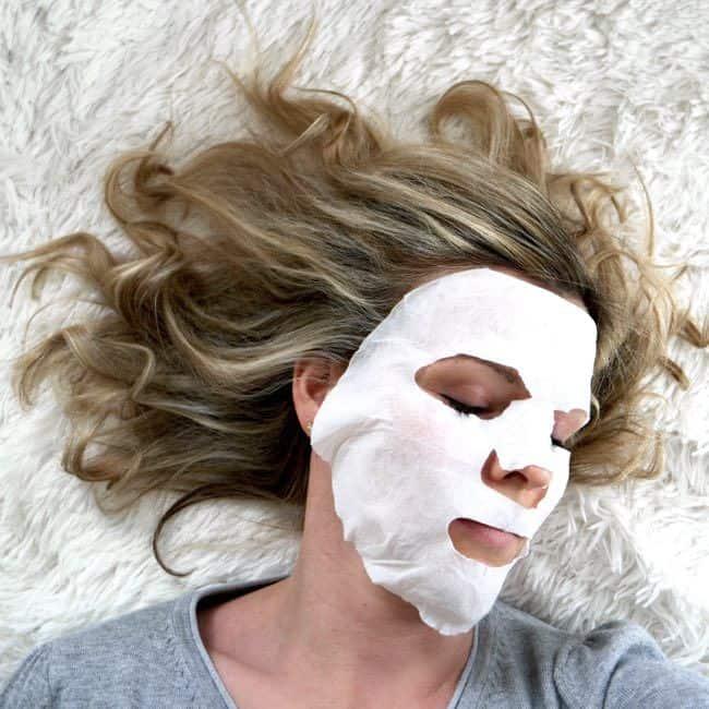 4Ever Beauty Maske Anwendung Test