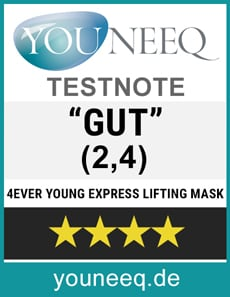 4ever Young Lifting Mask Test