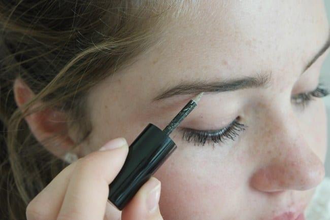 Divaderme Test perfekte Augenbrauen