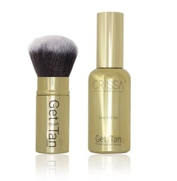 Get Brush Tan