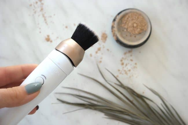 Magnitone Blend UP Blending Brush Test