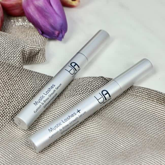 Mystic Lashes Wimpernserum-Test