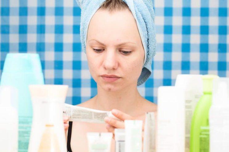 Parabene in Kosmetik