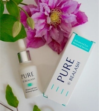Pure Augenserum Test
