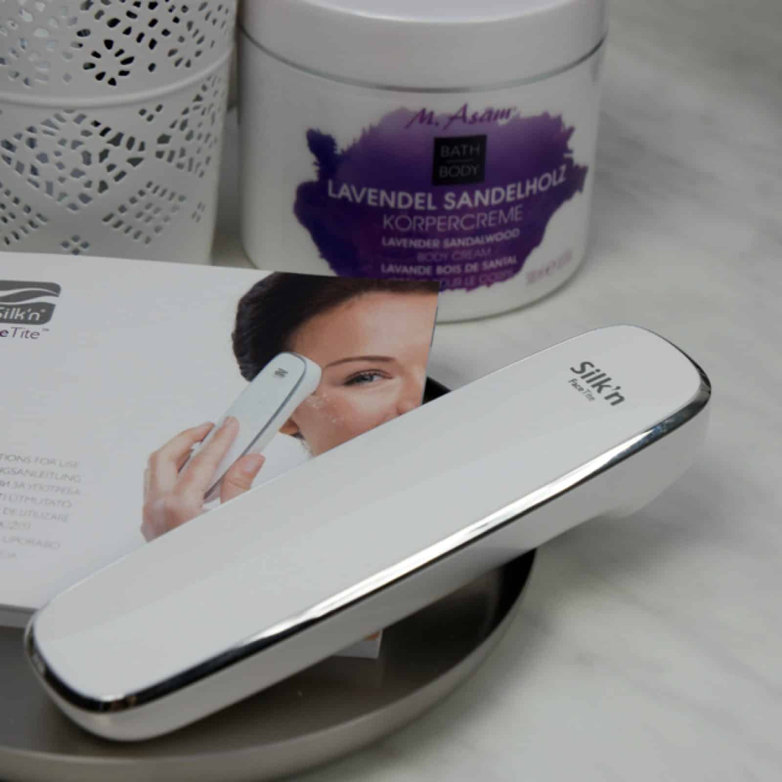 Silkn FaceTite Serum Test