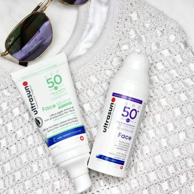 Sonnencreme Gesicht Ultrasun-Test-2018