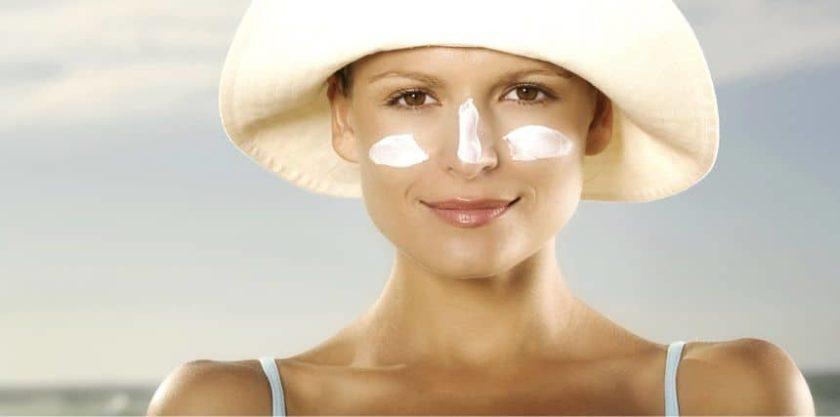 Tagescreme Lichtsschutzfaktor Sonnenschutz