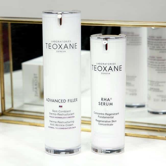 Teoxane Serum Test