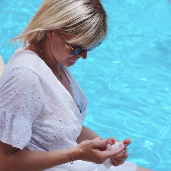 Ultrasun Mineral Sonnenschutz Test