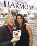 Mit Gelish Harmony auf der Beauty Messe in Düsseldorf