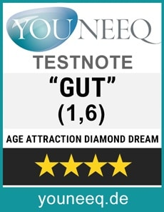 Age Attraction Diamond Dream Gesichtscreme Test Siegel