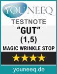 Magic Wrinkle Stop Augencreme Test