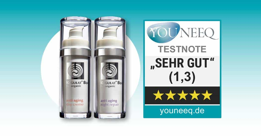 Anti Aging Creme Regulat Beauty Test